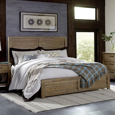 Hassler Panel Bed Size: Full