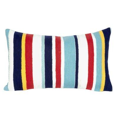 Bluffs Riviera Stripe Lumbar Pillow