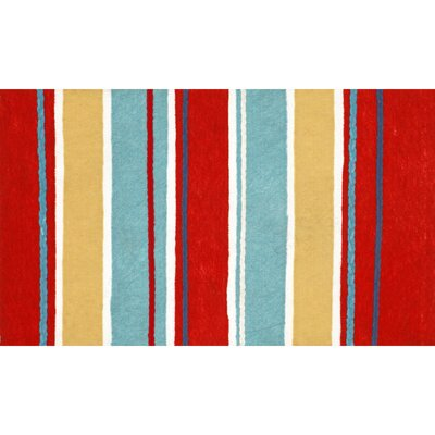 Bluffs Sailor Stripe Doormat