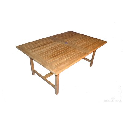 Outstanding Double Extension Dining Table Product Photo