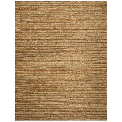 Feliciana� Natural Area Rug Rug Size: Rectangle 8 x 10