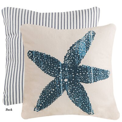 Raiana Starfish Throw Pillow