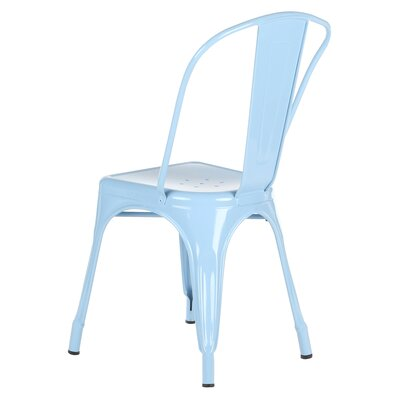 Apatow Industrial Bistro Dining Chair