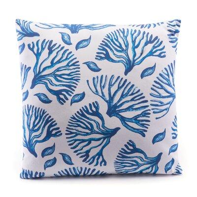 Adair Coral Throw Pillow