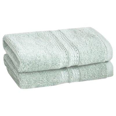 Wyrick Solid Washcloth Color: Sterling Blue