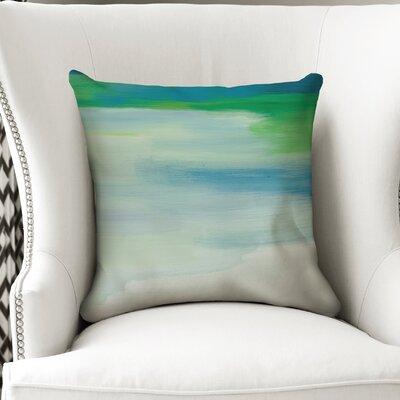 Bivens Throw Pillow Size: 18 H x 18 W x 6 D
