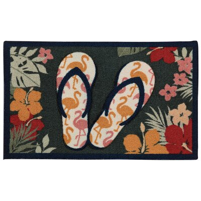 Gwendoline Area Rug Rug Size: Rectangle 18 x 28