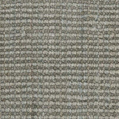 Calidia Hand-Loomed Gray Area Rug Rug Size: Rectangle 23 x 4