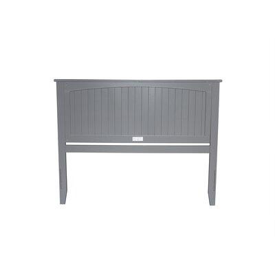 Bonomo Panel Headboard Size: King, Color: Atlantic Gray