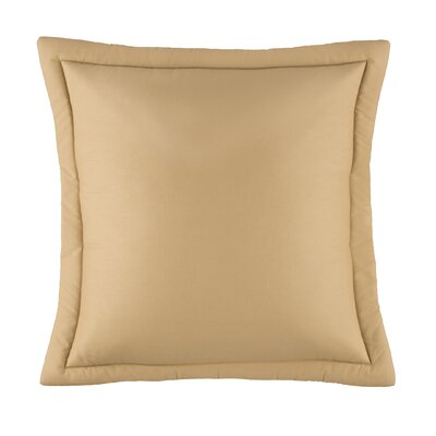 Jaimeela Sand Sham Color: Tan
