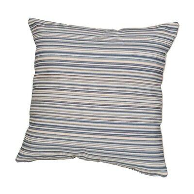 Benat Stripe Throw Pillow Size: 17 x 17