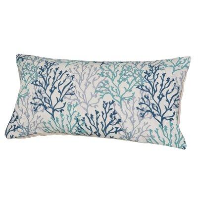 Benat Coral Isle Lumbar Pillow Size: 12 x 24