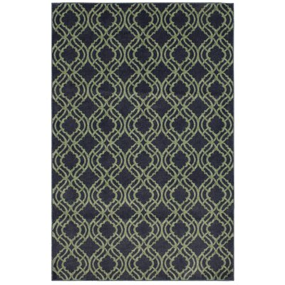 Sammons Plum Area Rug Rug Size: Rectangle 5 x 8