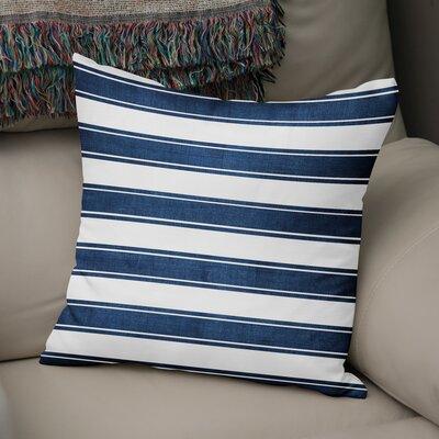 Melton Throw Pillow Size: 24 H x 24 W x 5 D