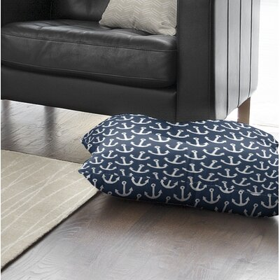 Garner Indoor/Outdoor Floor Pillow Size: 26 H x 26 W x 8 D