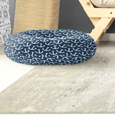 Cordova Indoor/Outdoor Floor Pillow Size: 26 H x 26 W x 8 D