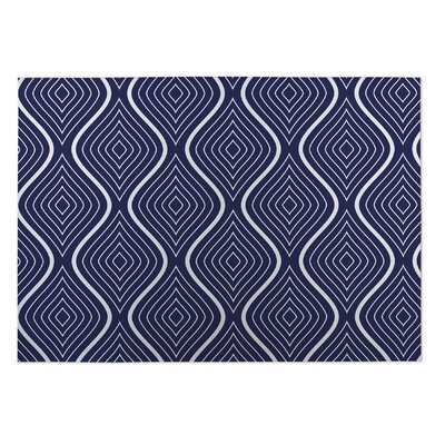 Naples Flowing Ogee Doormat