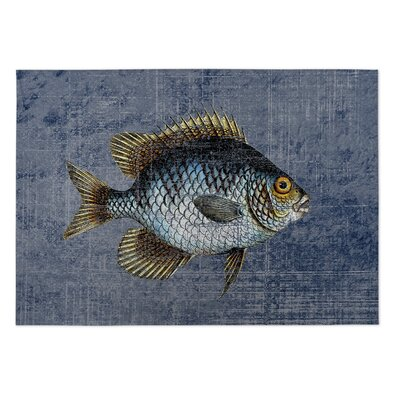 Massena Fish Doormat