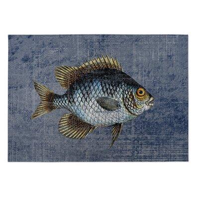 Massena Fish Doormat