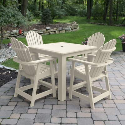 Deerpark Counter Height Dining Set wash - Product photo
