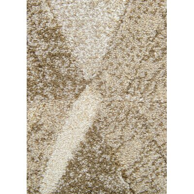 Shivani Brown/Tan/Taupe Area Rug Rug Size: 2 x 3