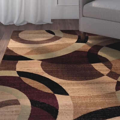 Allison Geometric Area Rug Rug Size: 2 x 3