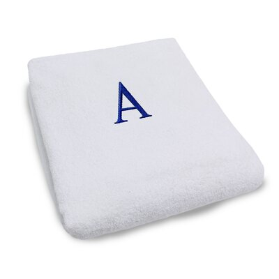 Superior Monogrammed Lounge Chair Cover Letter: A