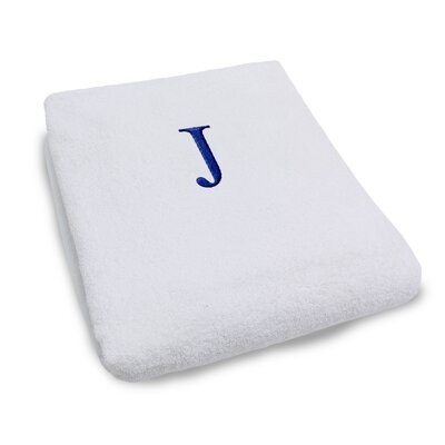 Superior Monogrammed Lounge Chair Cover Letter: J