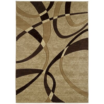 Dov Chocolate Rug Rug Size: Runner 27 x 74