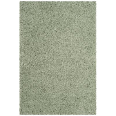Combs Green Area Rug Rug Size: Rectangle 4 x 6