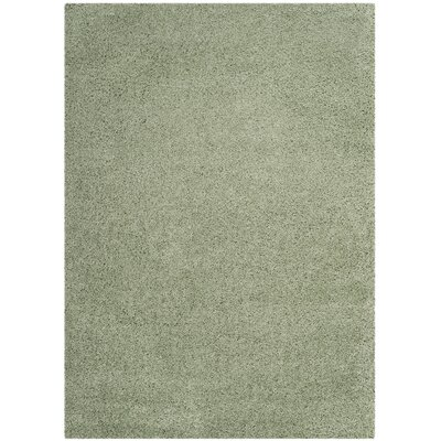 Combs Green Area Rug Rug Size: Rectangle 53 x 76