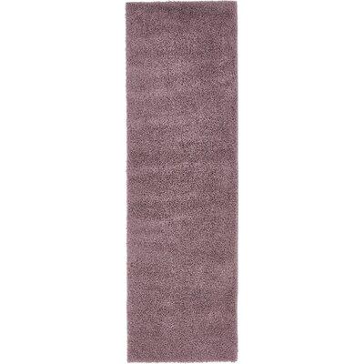 Kosinski Mauve Area Rug Rug Size: Runner 2 x 67