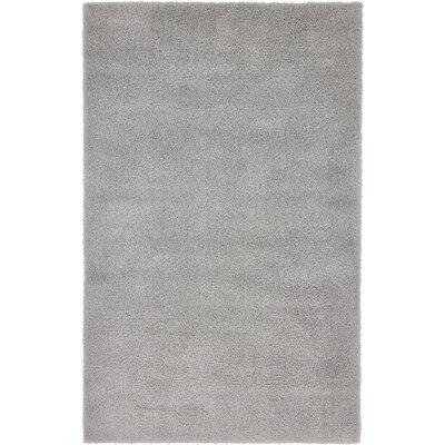 Starla Light Gray Area Rug Rug Size: Rectangle 5 x 8