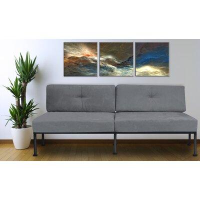 Balcom Sofa Upholstery: Mercury Black