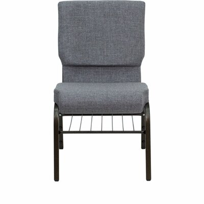 Taylor Church Chair Frame Finish: Gold Vein, Seat Color: Gray