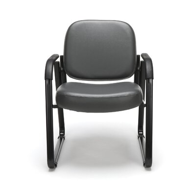 Galloway Guest Chair Color: Charcoal