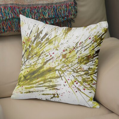 Ayanna Throw Pillow Size: 24 H x 24 W x 6 D