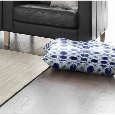 Janis Indoor/Outdoor Floor Pillow Size: 26 H x 26 W