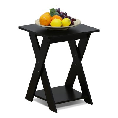 Artesian Modern Criss-Crossed End Table