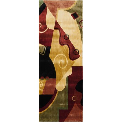 Bouck Atwood Multi Area Rug Rug Size: Rectangle 2 x 59