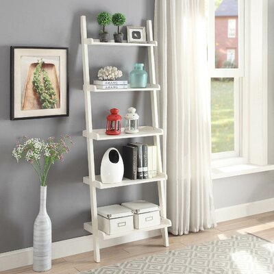 Wall Ladder Bookcase 641 Image