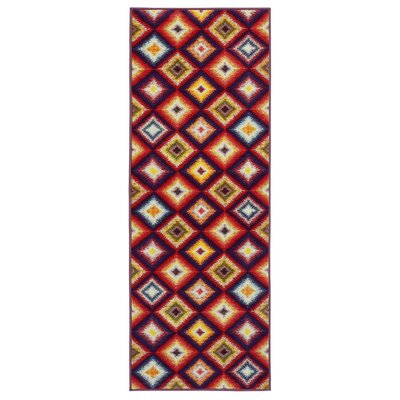 Regan Area Rug Rug Size: Runner 18 x 411
