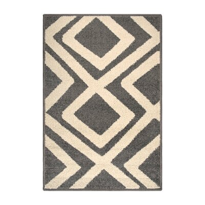 Darroll Flagstone Gray Area Rug Rug Size: Rectangle 2 x 3