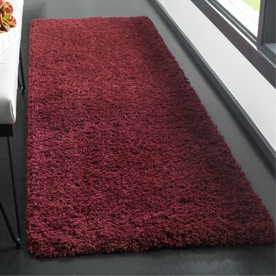 Colten Brown Area Rug Rug Size: Runner 23 x 8