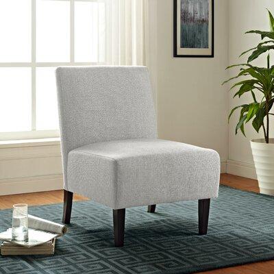 Cavanaugh Slipper Chair Upholstery: Cream