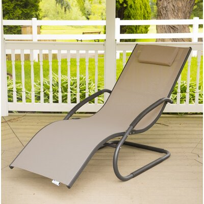 ShoppingCadeaux.com view picture of Troxel Chaise Lounge with Cushion Color: Macchiato