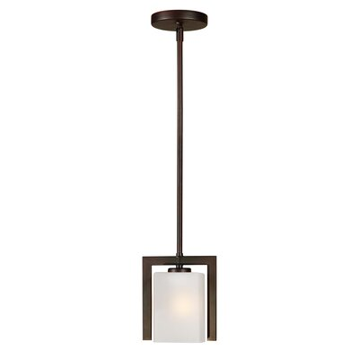Mcmeans 1-Light Mini Pendant