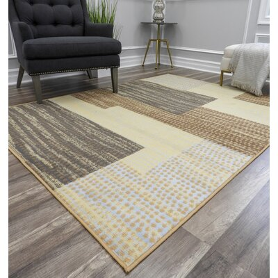 Dipak Berber Area Rug Rug Size: Rectangle 8 x 10