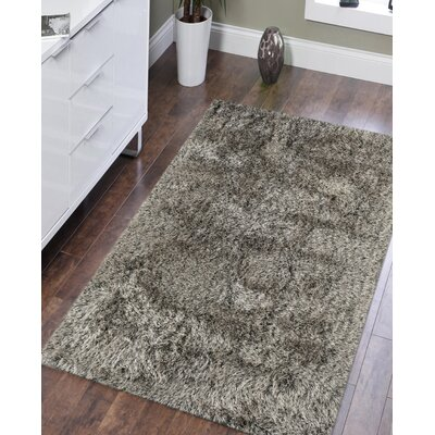 Sarina Graphite Sand Area Rug Rug Size: Rectangle 2 x 3