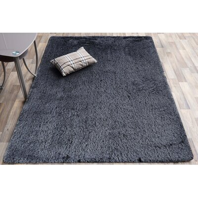 Sarina Blue Area Rug Rug Size: Rectangle 7 6 x 9 6